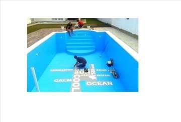 Lajner za bazene - štampa