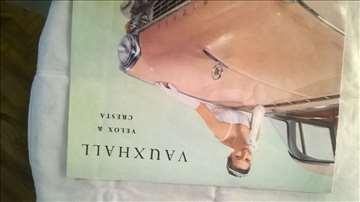 Prospekt:Vauxhall Velox&Cresta,A4 poster,8 str.eng
