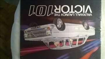 Prospekt:Vauxhall Victor 101,A4 format,20 str.eng.