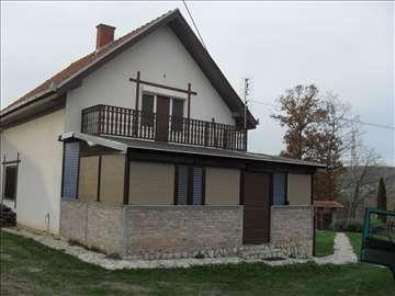 Bersici, kuća za odmor