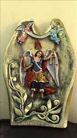 Ikona u duborezu Sv. Arhangel Mihajlo