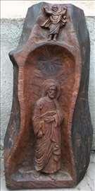 Ikona u duborezu Sv.Toma