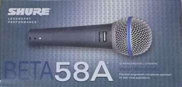 Mikrofon Shure Beta SM 58A