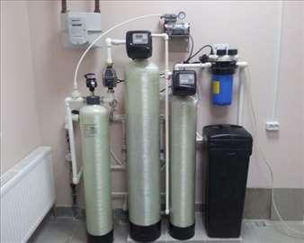 Omekšavanje vode - komplet oprema