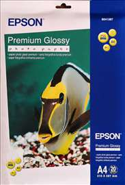 EPSON Premium Glossy Photo Paper 255gr