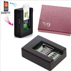 GSM prisluskivač N9 - Glasovna aktivacija