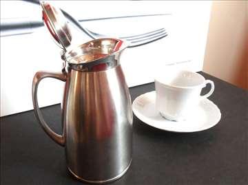 Lux čajnik hotelski - inox 18-10 termos