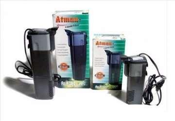 Potopne pumpe sa filterom za akvarijume