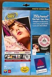Zweckform Premium PHOTO PAPER 250 gr