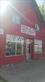 Lokal - poslovni prostor 160m2 u Batajnici