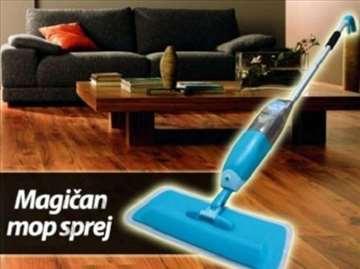 Magični mikrofiber sprej mop za čišćenje