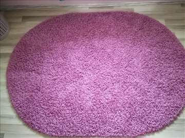 Cupav tepih malo korišćen 220*150