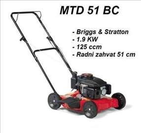 Briggs & Stratton motor MTD 51 BC bez korpe NOVA