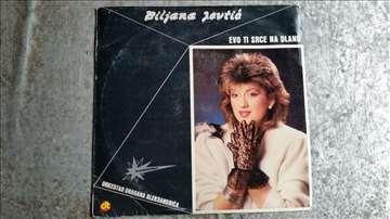 Biljana Jevtic Evo ti srce na dlanu