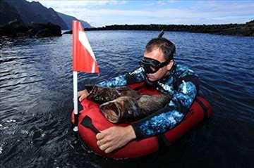 Odelo za podvodni ribolov i ronjenje na dah Xl
