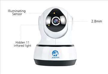 Bežična kamera P2P rotaciona Jooan C5M-D 720p