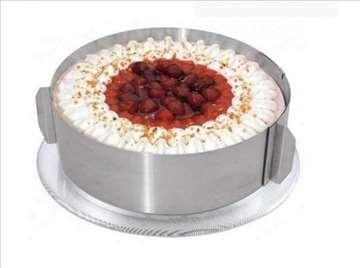 Cake Ring - podesivi obruč za torte