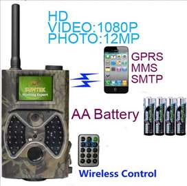 Lovačka kamera , bezicna automna, GSM , HC-300M