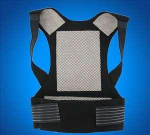 Magnetni pojas za pravilno držanje kičme i ramena