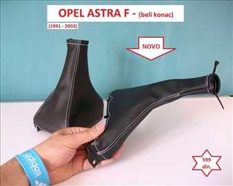 ASTRA F kožica menjača i ručne (91-02) NOVO