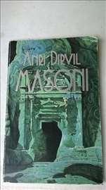 Knjiga:Masoni,Anri Dervil,1991.97 str,srp.