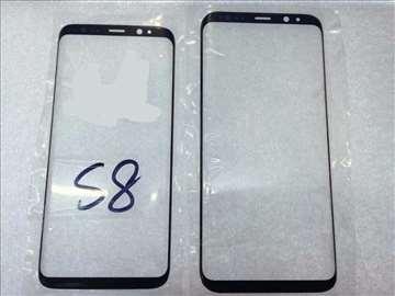 Samsung galaxy S8 plus Staklo touch screnna black