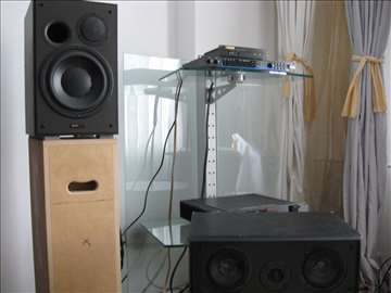 Centar zvucnik audio Pro #.14 Svedska 47x29x18cm