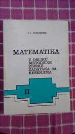 Matematika u obliku metodičke zbirke zad. sa reš.2