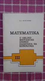Matematika u obliku metodičke zirke zad. sa reš. 3