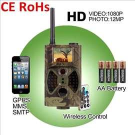 Mobilna Kamera Za Nadzor Lovista - slanje slika