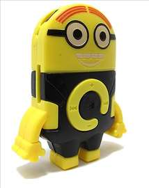 Mp3 player DESPICABLE crni
