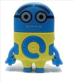 Mp3 player DESPICABLE tamno plavi