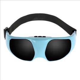 Shiatsu masažer za oči - naočare za masažu - novo