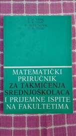 Matemat. priručnik za takmič. srednjoškolaca i pri