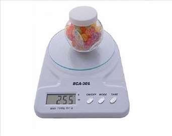 Precizna kuhinjska vaga 1- 5000 grama