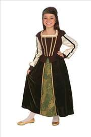 Za maskenbal Princeza Marian-Robin hood