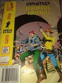 Ubistvo u Korpus Kristiju ZS-BR921