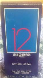 12 Pour Homme by Jean Couturier EDT, 100ml
