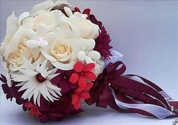 Unikatni Floral Lux bidermajeri