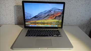 Macbook pro i7 8gb 750gb hdd
