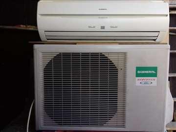 Prodajem Inverter klima uredjaj Fujitsu General