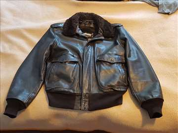 Schott pilotska kožna jakna