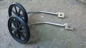 Bicikl pomoćni točkovi za 14 cola, polovni