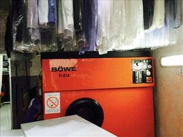 Masina za hemijsko čišćenje garderobe BOWE