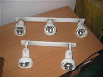 plafonjere sa pet lampi