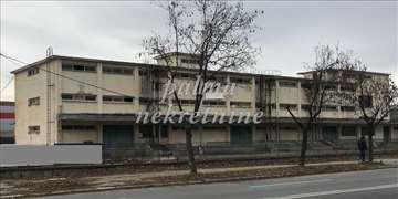 Kragujevac, Industrijska zona, Poslovna zgrada, 1.