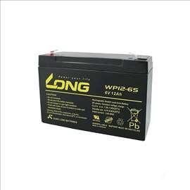 Akumulator baterija Long 6V/12Ah,nova