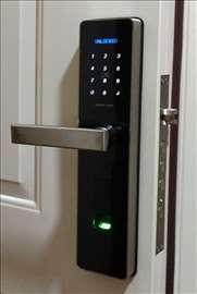 Biometrijska brava na otisak prsta, novo-sniženo