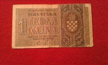 1 Kuna NDH 1942