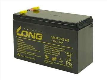 Akumulator baterija Long 12V-7.2ah, nova